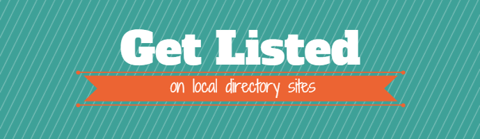 Get Listed on Local Directories