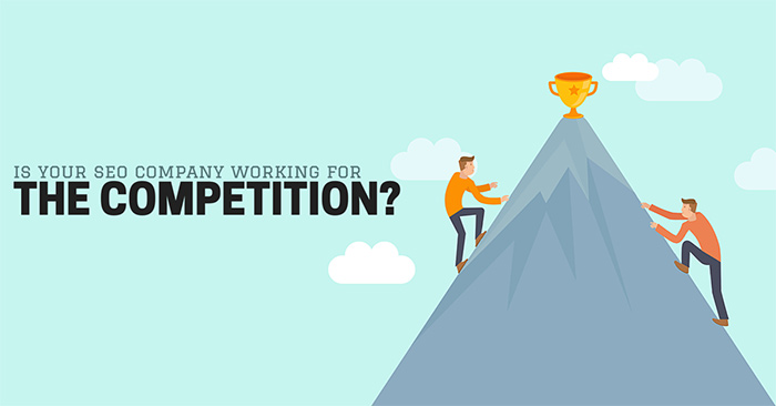 how to find competitors of a company
