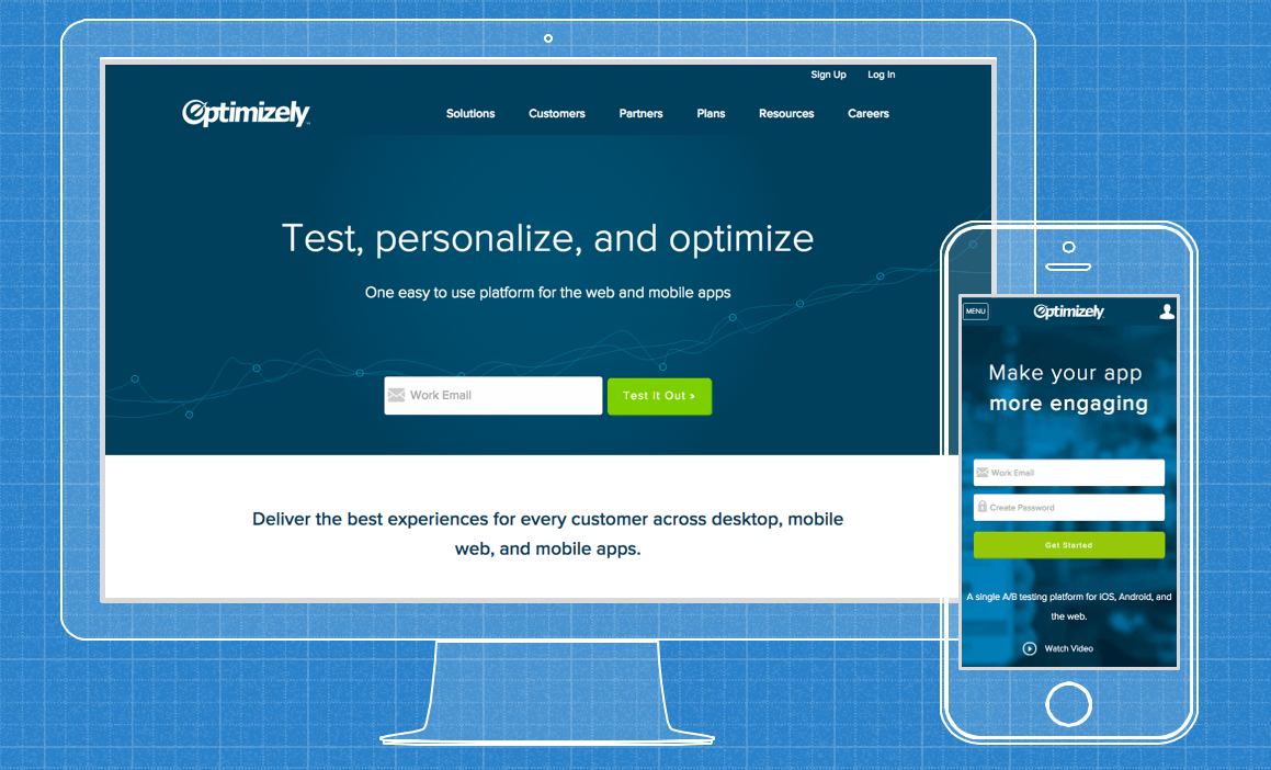 Optimizely CRO Platform