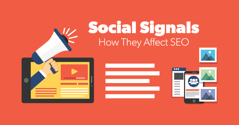 How Social Signals Affect SEO