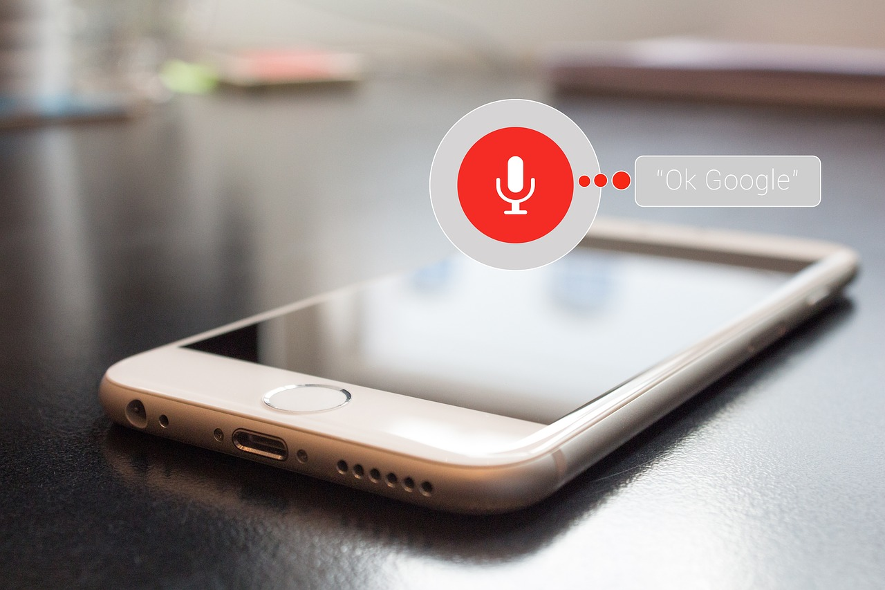 Smartphone Voice Search